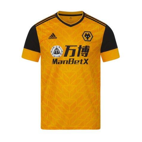 2020-2021 Wolves Home Football Shirt (COADY 16)