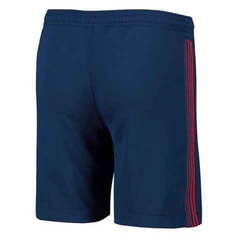 2020-2021 Atletico Madrid Away Nike Football Shorts (Kids)