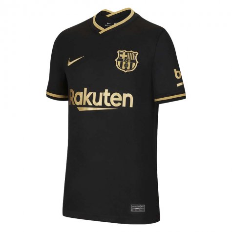 2020-2021 Barcelona Away Nike Shirt (Kids) (CRUYFF 9)