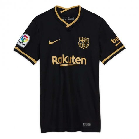 2020-2021 Barcelona Away Nike Ladies Shirt (A.INIESTA 8)