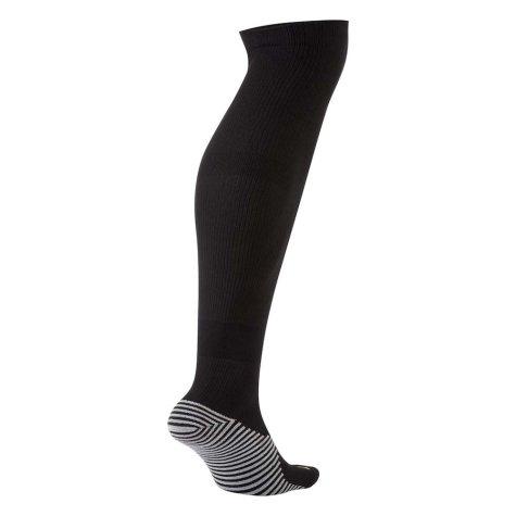 2020-2021 Barcelona Nike Away Socks (Black)