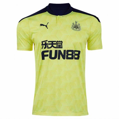 2020-2021 Newcastle Away Football Shirt (Your Name)