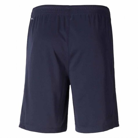 2020-2021 Manchester City Third Football Shorts (Navy)