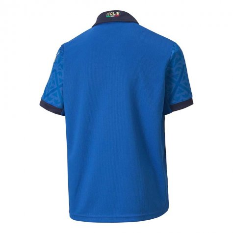 2020-2021 Italy Home Puma Football Shirt (Kids)