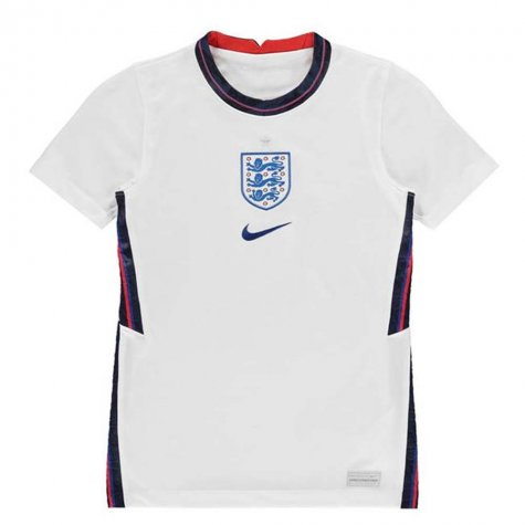 2020-2021 England Home Nike Football Shirt (Kids) (Sterling 7)