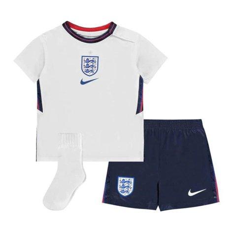 2020-2021 England Home Nike Baby Kit (Grealish 10)