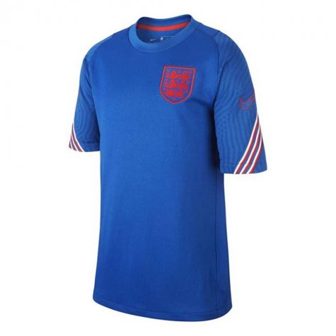 2020-2021 England Nike Training Shirt (Blue) - Kids (Phillips 23)