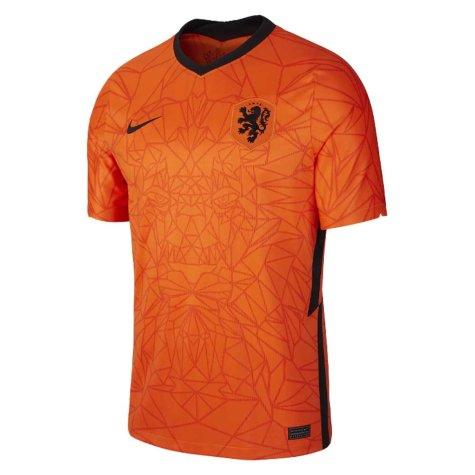 2020-2021 Holland Home Nike Football Shirt (DAVIDS 8)