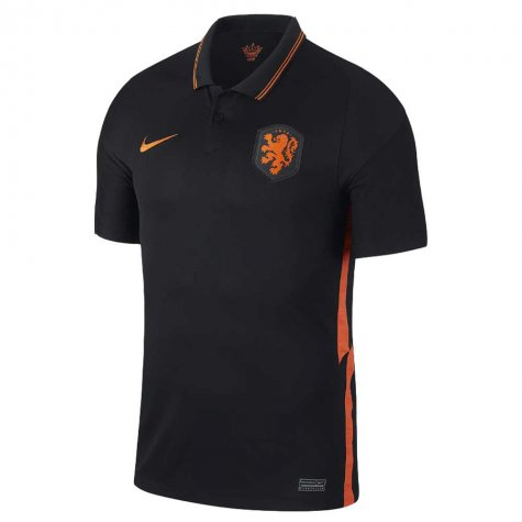 2020-2021 Holland Away Nike Football Shirt (Your Name)