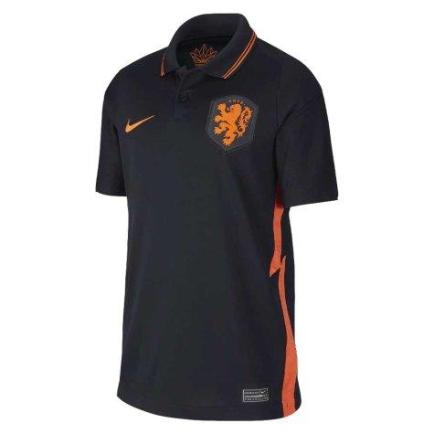 2020-2021 Holland Away Nike Football Shirt (Kids) (Your Name)