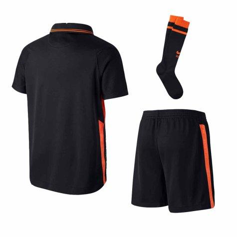 2020-2021 Holland Away Nike Mini Kit (DE JONG 19)