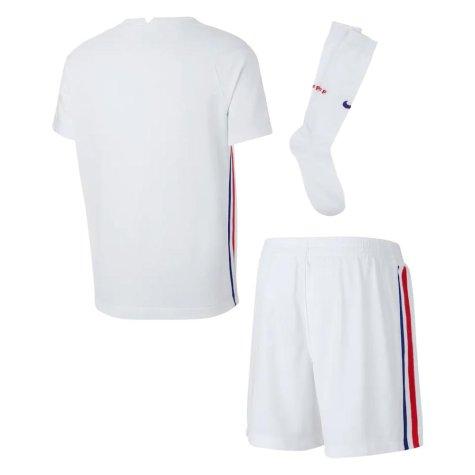 2020-2021 France Away Nike Little Boys Mini Kit