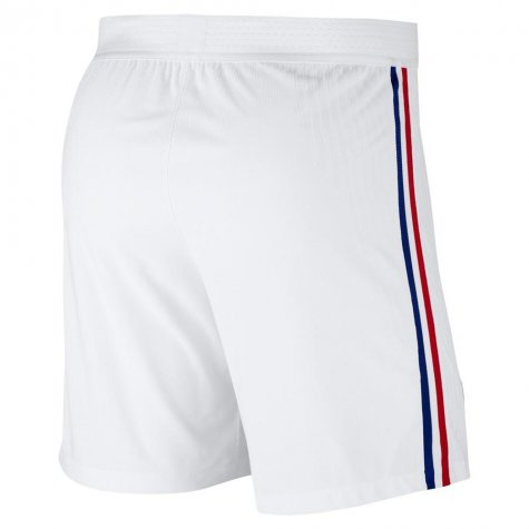 2020-2021 France Nike Away Vapor Match Shorts (White)