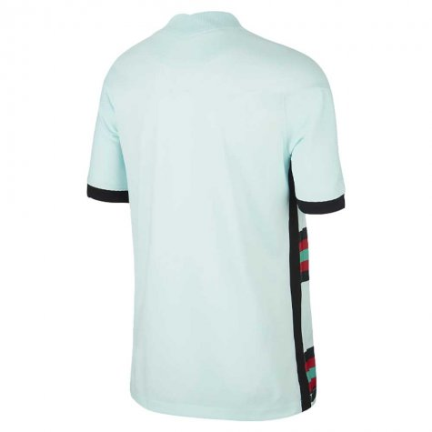 2020-2021 Portugal Away Nike Football Shirt (Kids) (Bernardo 10)