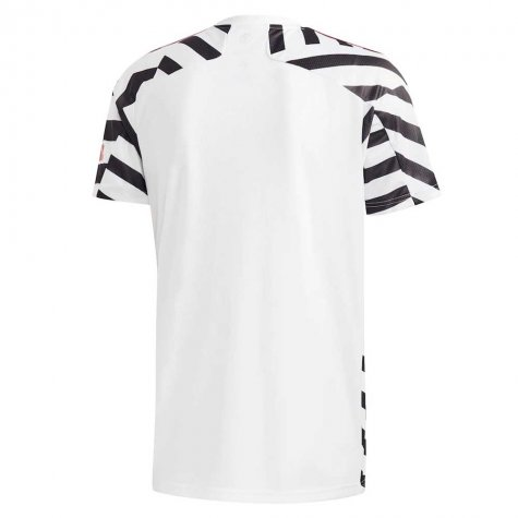 2020-2021 Man Utd Adidas Third Football Shirt (WAN-BISSAKA 29)
