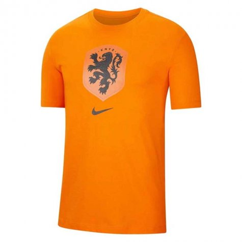2020-2021 Holland Nike Evergreen Crest Tee (Orange) (PROMES 11)