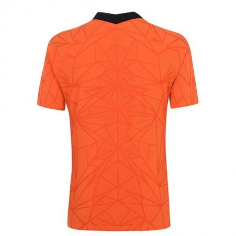 2020-2021 Holland Home Nike Vapor Match Shirt (DE JONG 19)