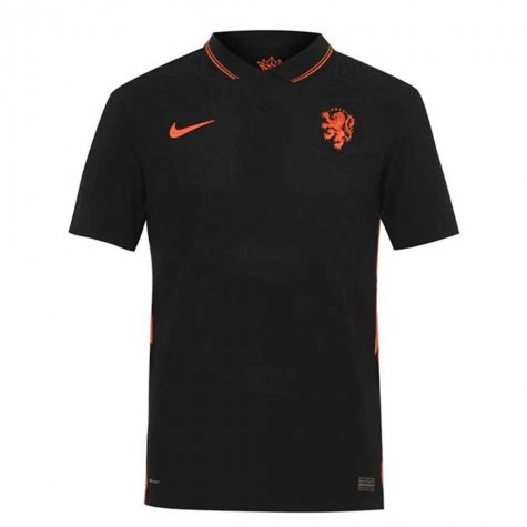 2020-2021 Holland Away Nike Vapor Match Shirt (DE JONG 19)