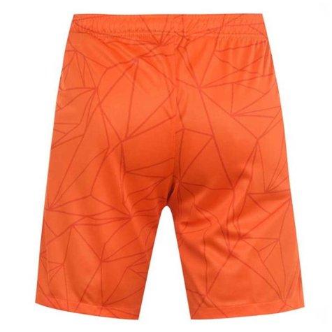 2020-2021 Holland Nike Home Shorts (Orange)