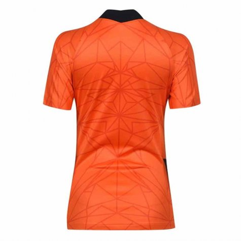 2020-2021 Holland Home Nike Womens Shirt (DE JONG 19)