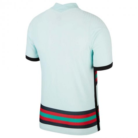 2020-2021 Portugal Away Nike Vapor Match Shirt (J Moutinho 8)