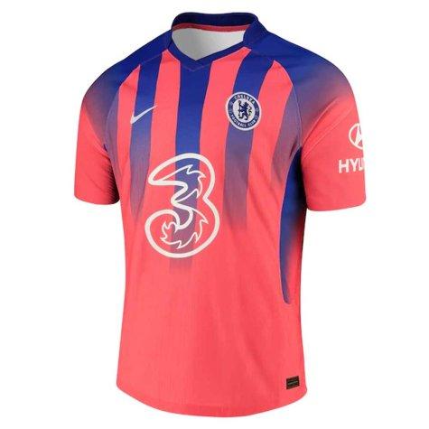 2020-2021 Chelsea Nike Vapor Third Match Shirt (WILLIAN 10)