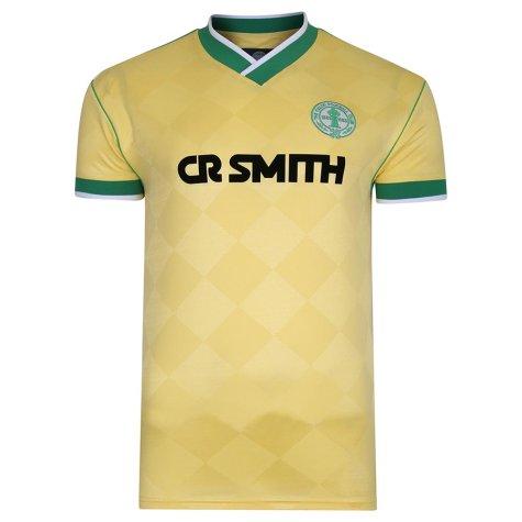 Celtic 1988 Centenary Away Retro Football Shirt (PETROV 19)
