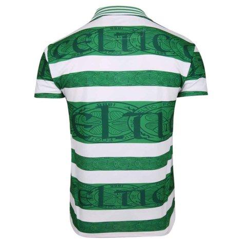 Celtic 1996 Retro Football Shirt