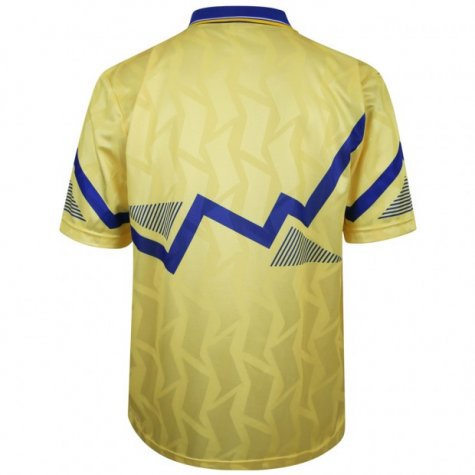 Everton 1990 Away Retro Football Shirt