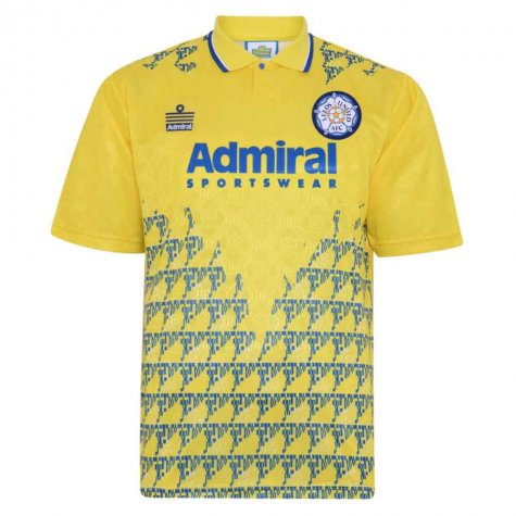 Leeds United 1993 Admiral Third Shirt (VIDUKA 9)
