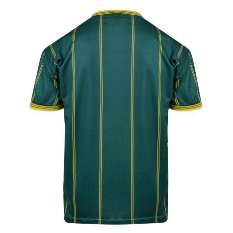 Leicester City 1984 Away Admiral Shirt (MORGAN 5)
