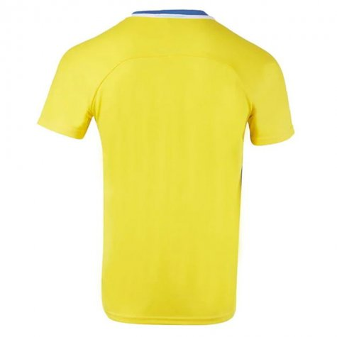 Sweden 2021 Polyester T-Shirt (Yellow)