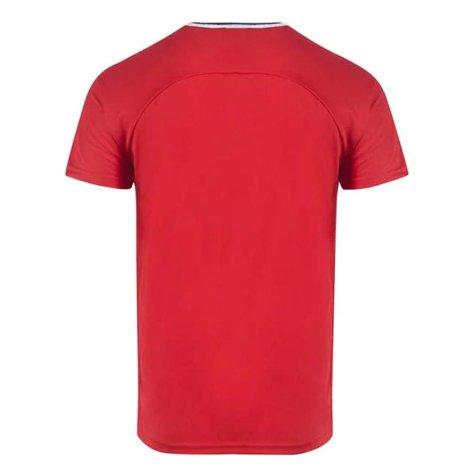 Turkey 2021 Polyester T-Shirt (Red) - Kids