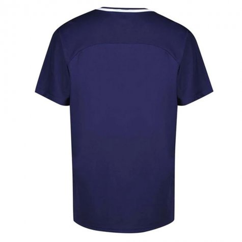 Scotland 2021 Polyester T-Shirt (Navy)