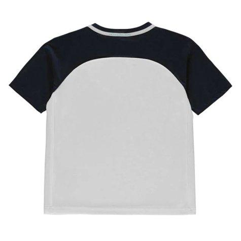 Scotland 2021 Polyester T-Shirt (White) - Kids