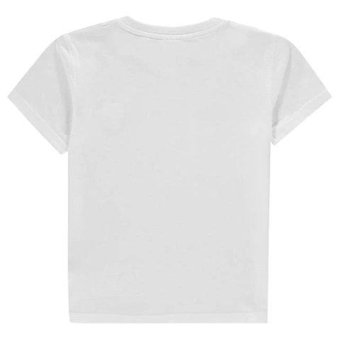 England 2021 Core T-Shirt (White) - Kids