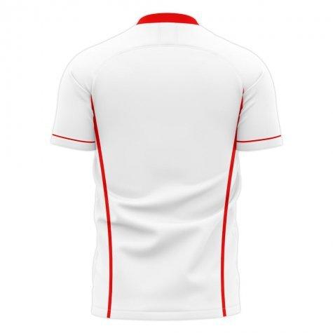 North Macedonia 2020-2021 Away Concept Shirt (Libero)