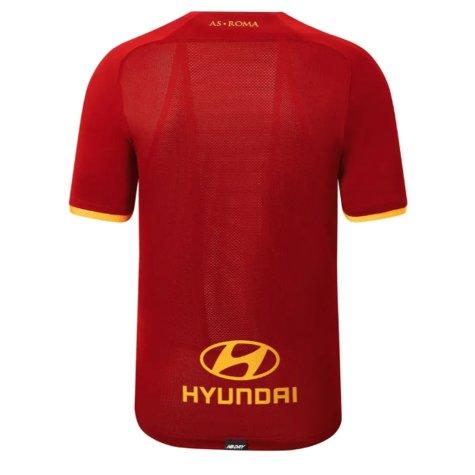 2021-2022 Roma Home Elite Shirt