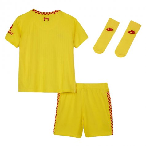 Liverpool 2021-2022 3rd Baby Kit