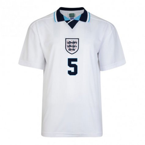 Score Draw England Euro 1996 Home Shirt (Adams 5)