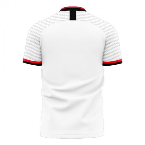 Albania 2020-2021 Away Concept Football Kit (Libero)