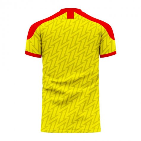 Albion Rovers 2020-2021 Home Concept Kit (Libero) - Womens