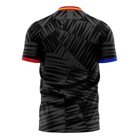 FC Andorra 2020-2021 Away Concept Football Kit (Libero)