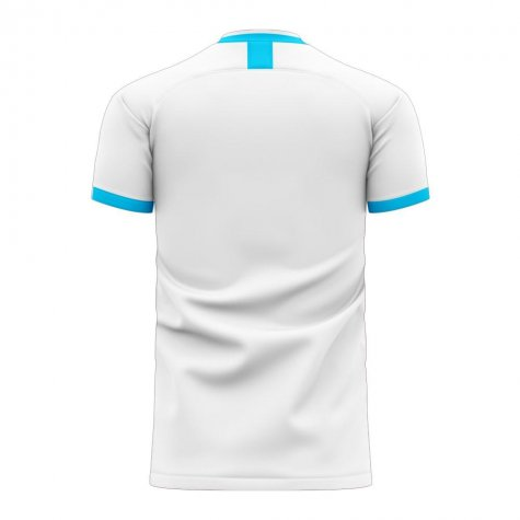 Argentina 2020-2021 Home Concept Football Kit (Libero) (ACUNA 8)