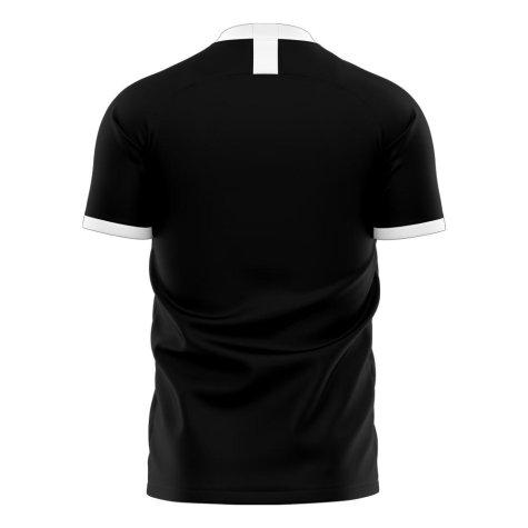 Ascoli 2020-2021 Home Concept Football Kit (Libero) - Kids