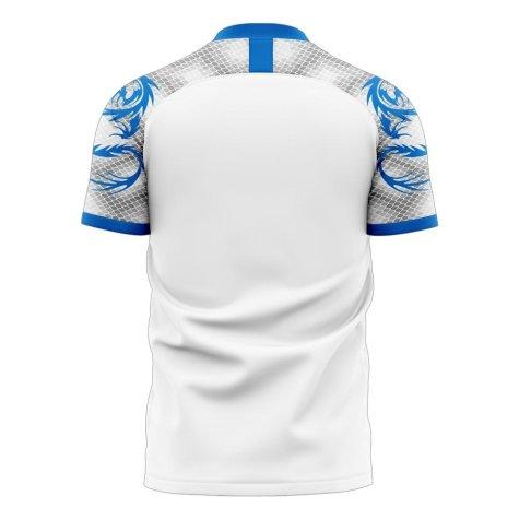 Atalanta 2020-2021 Away Concept Football Kit (Libero) (Your Name)