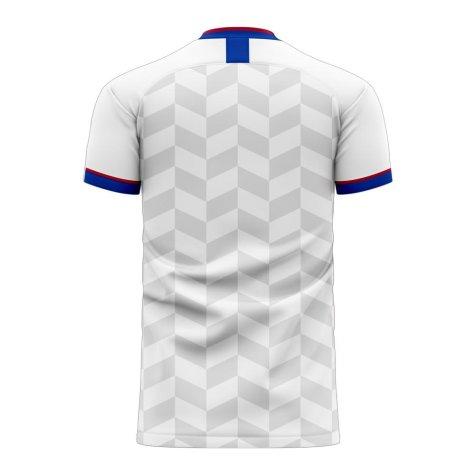 Bahia 2020-2021 Away Concept Football Kit (Libero) - Baby