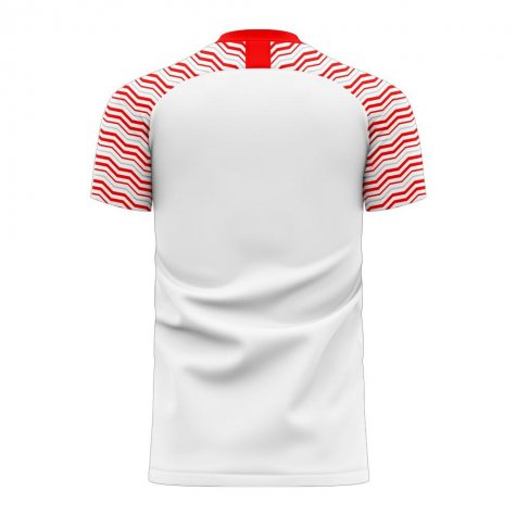 Bari 2020-2021 Home Concept Football Kit (Libero) - Little Boys