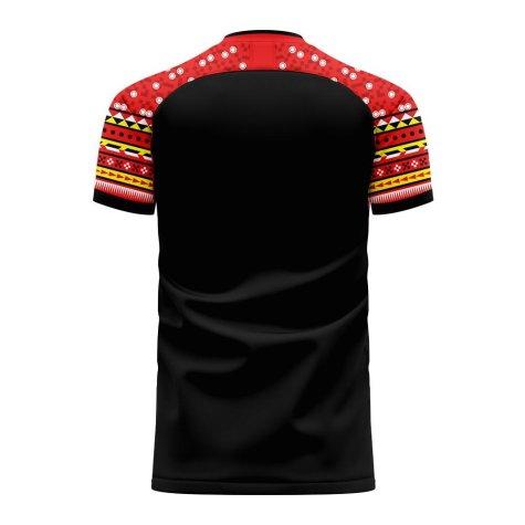 Belgium 2020-2021 Away Concept Football Kit (Libero)