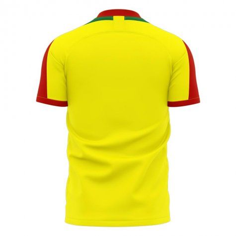 Benin 2021-2022 Home Concept Football Kit (Libero) - Womens